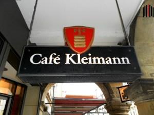 Café Kleimann schließt zum 31. April.