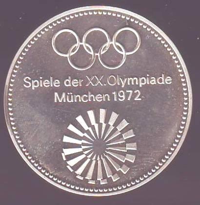 Medaillen Sport Olympiade Fuball kaufen  SeBa Berlin