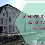 Mi hotel en Brujas (Bélgica) – B&B Giovanni & Giovanna