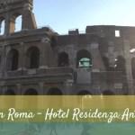 Mi hotel en Roma – Hotel Residenza Antica Roma