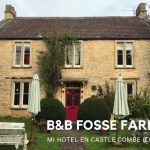 Mi hotel en Castle Combe (Los Cotswolds) – B&B Fosse Farmhouse