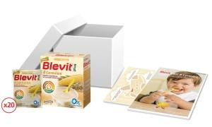prueba cereales gratis bebe Blevit
