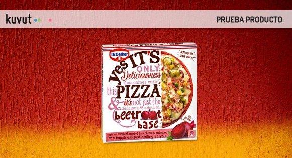 prueba gratis madrid pizza
