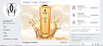 muestras gratis perfume Guerlain