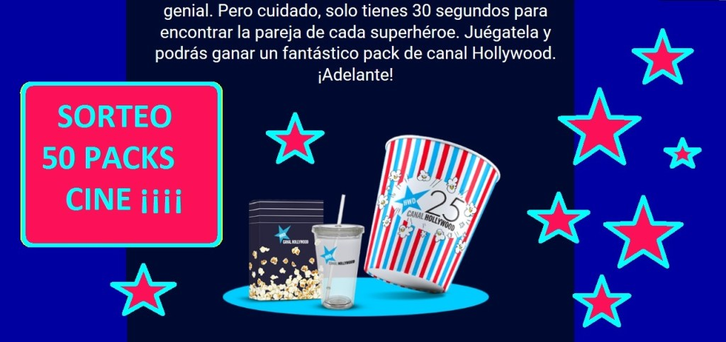 sorteo Club Holliwood