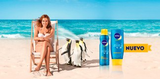 consigue el nuevo Nivea Sun Protege y Refresca