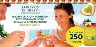 sorteo 250 frascos de mermelada de Melon Hero