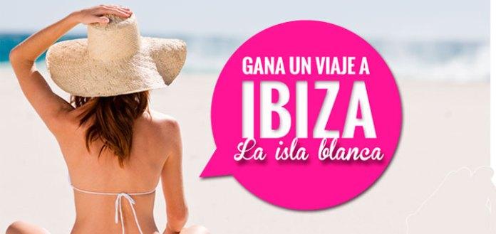 gana un viaje a Ibiza con Vanish