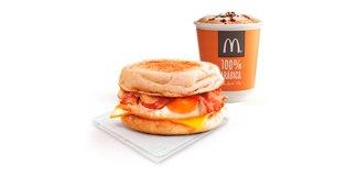 Consigue gratis un McMuffin con McDonald's