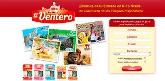 Consigue entrada de niño gratis con El Ventero