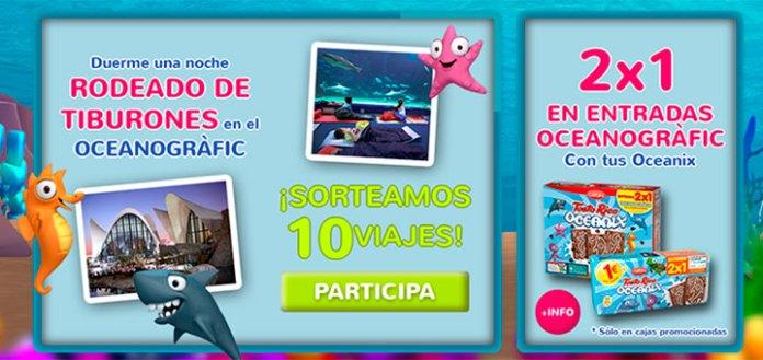TostaRica Oceanix sortea 10 viajes
