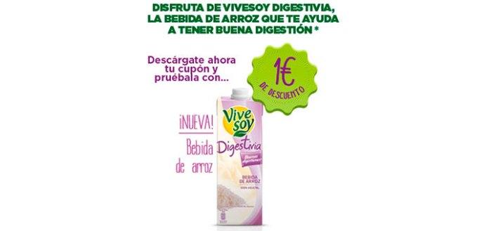 Descuento en Vivesoy Digestivia