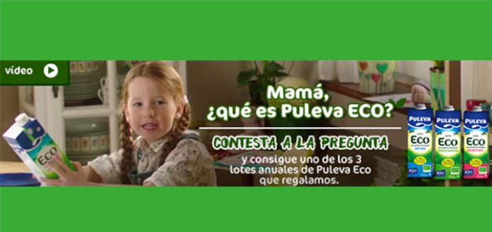 Gana un lote anual de Puleva Eco