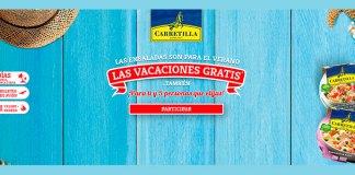 Vacaciones gratis con Carretilla