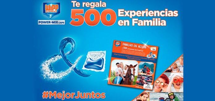 WiPP Express regala experiencias en familia