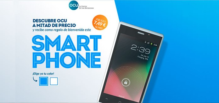 Consigue un Smart Phone con OCU