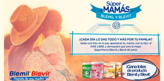 Gana un lote de productos Blemil y Blevit