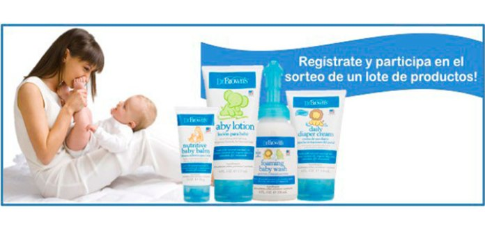 Gana un lote de productos Dr. Brown's