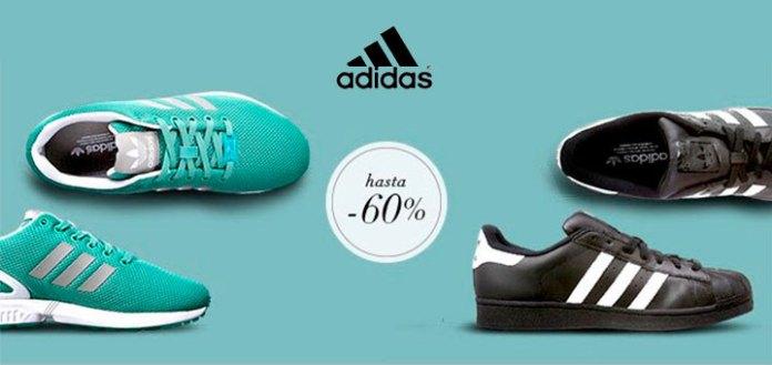 60% de Descuento Zapatillas Adidas