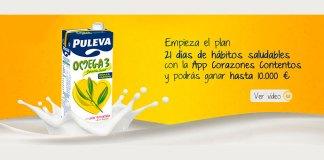 Gana hasta 10.000€ con Puleva Omega 3