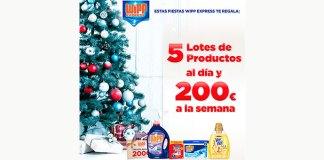 Gana lotes de productos con Wipp Express