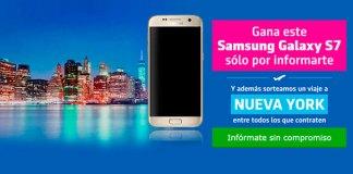 Gana un Samsung Galaxy S7 con Aegon