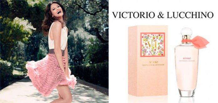 Victorio y Lucchino sortea su nueva fragancia VIVA