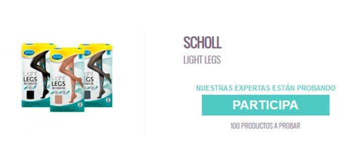 Prueba gratis Scholl Light Legs