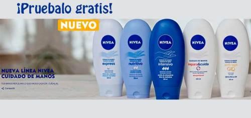 Image result for nivea sorteo de crema de manos