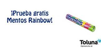 Prueba gratis Mentos Rainbow