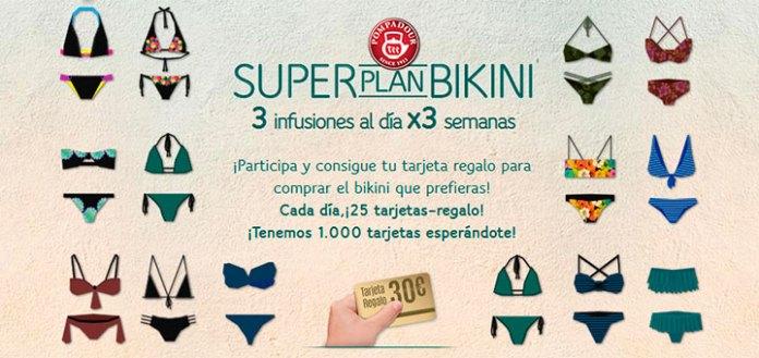 Consigue el bikini que prefieras con Pompadour