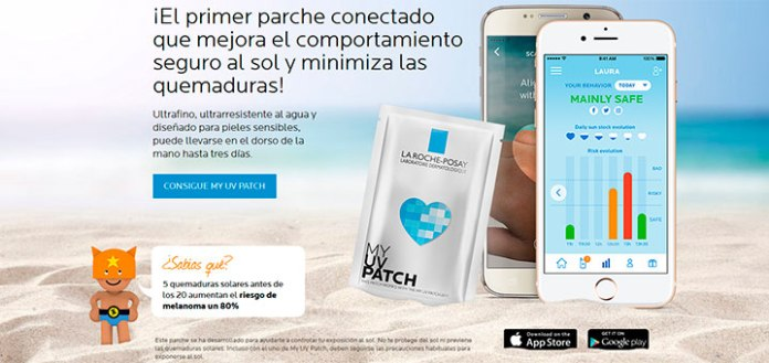 Consigue My Uv Patch de La Roche-Posay