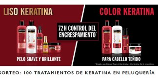 Sortean 100 tratamientos de Keratina TRESemmé