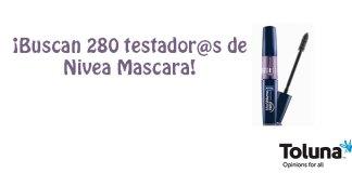 Prueba gratis Nivea Mascara