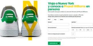 Viaja a Nueva York con Adidas