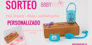 BabyKinder sortea un pack de productos