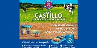 Consigue gratis un Boc'n Roll con Castillo