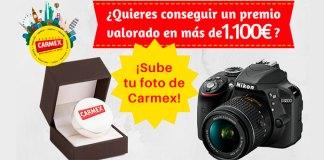 Gana una cámara réflex con Carmex