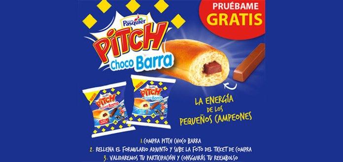Prueba gratis Pitch Choco Barra