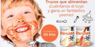 Sortean 50 kits de dos latas de Blenuten