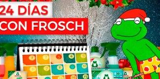 Calendario de adviento Frosch