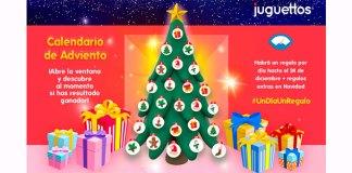 Calendario de adviento Juguettos 2017