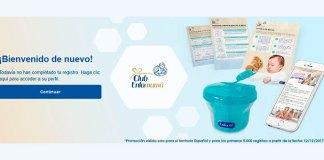 Consigue gratis un dosificador con Enfamil