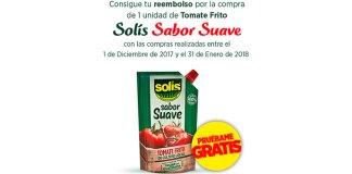 Prueba gratis el nuevo Solís Sabor Suave