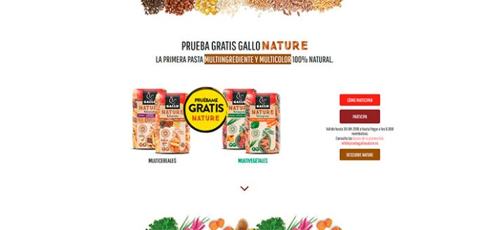 Prueba gratis Gallo Nature