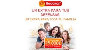 Redoxon sortea 25.000€
