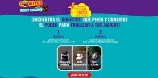 Gana un viaje a Ibiza con Donettes