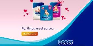 Gana 1 año de pañales Dodot gratis