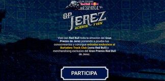 Gana una entrada al Gran Premio Red Bull de España