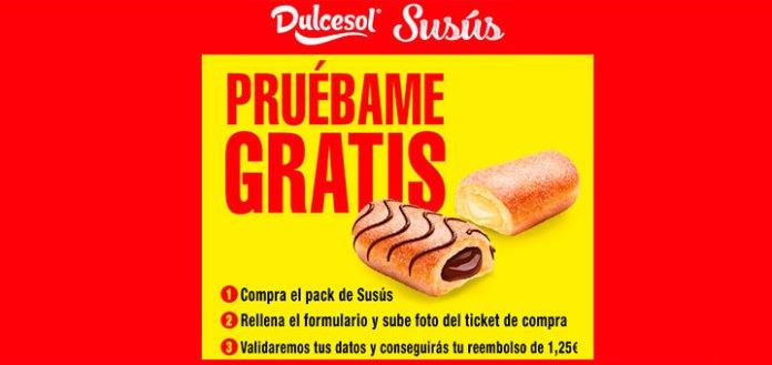 Prueba gratis Dulcesol Susús
